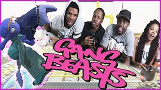 IS THE RHINO CHAMPION BACK???? - Gang Beasts Gameplay