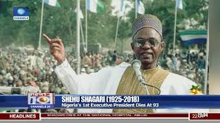 Who is first nigerian president