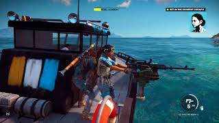 Just Cause 3 Part 10 Game Play Finish Province Find Hidden Missions PS4 Game PLay