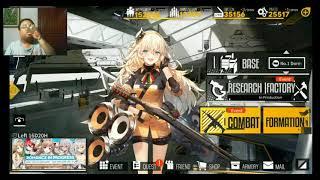 AK-15  - (Girls' Frontline) - Girls Frontline FINALLY THE RAREST ASSAULT RIFLE 5 STAR