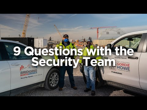 9 Questions with the Security Team