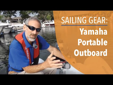 Yamaha Portable Outboard for Sailboat Dinghies: On the Water Review