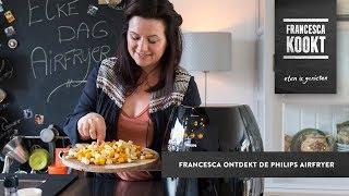 Bakken In De Philips Airfryer // Francesca Kookt