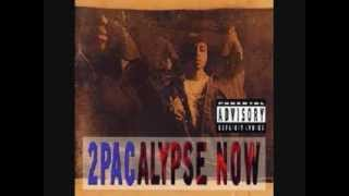 2Pac - If my Homie Calls (instrumental)