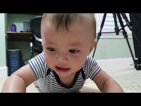WHO FELL OFF THE PORCH? / Shawn Crawls for NERF Toys / Sprinkler Scare Cam +Mor (FUNnel Vision Vlog)