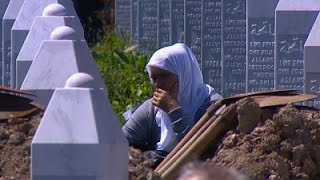 Sadness and Anger on Srebrenica Anniversary