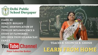 CLASS XI   Teacher - SHOMITA B. GHOSH   BIOLOGY   LAB   DPS DURGAPUR