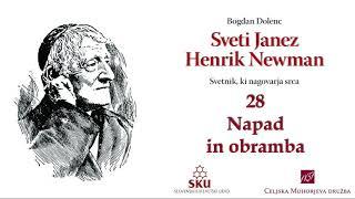 Sveti Janez Henrik Newman: 28 Napad in obramba