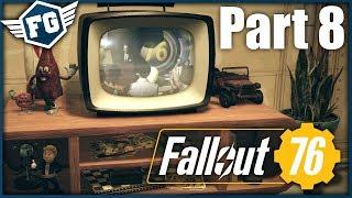 KOLIK VOJTĚCH VYDĚLÁVÁ VE HŘE?! - Fallout 76 Feat. Agraelus #8