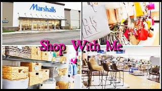 *NEW * MARSHALLS SHOP WITH ME || BIGGER STORE