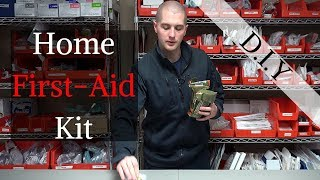 How To Build A Home First Aid Kit