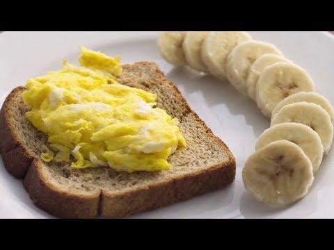 Tut den Bauch von der Diät djukana weh
