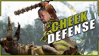 For Honor - DEFEND YOUR CHEEKS KIDS!! (For Honor Shugoki Gameplay)