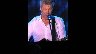 Jon Bon Jovi- Never Say Goodbye- Bahamas May 2015 By JBJ Wildflower