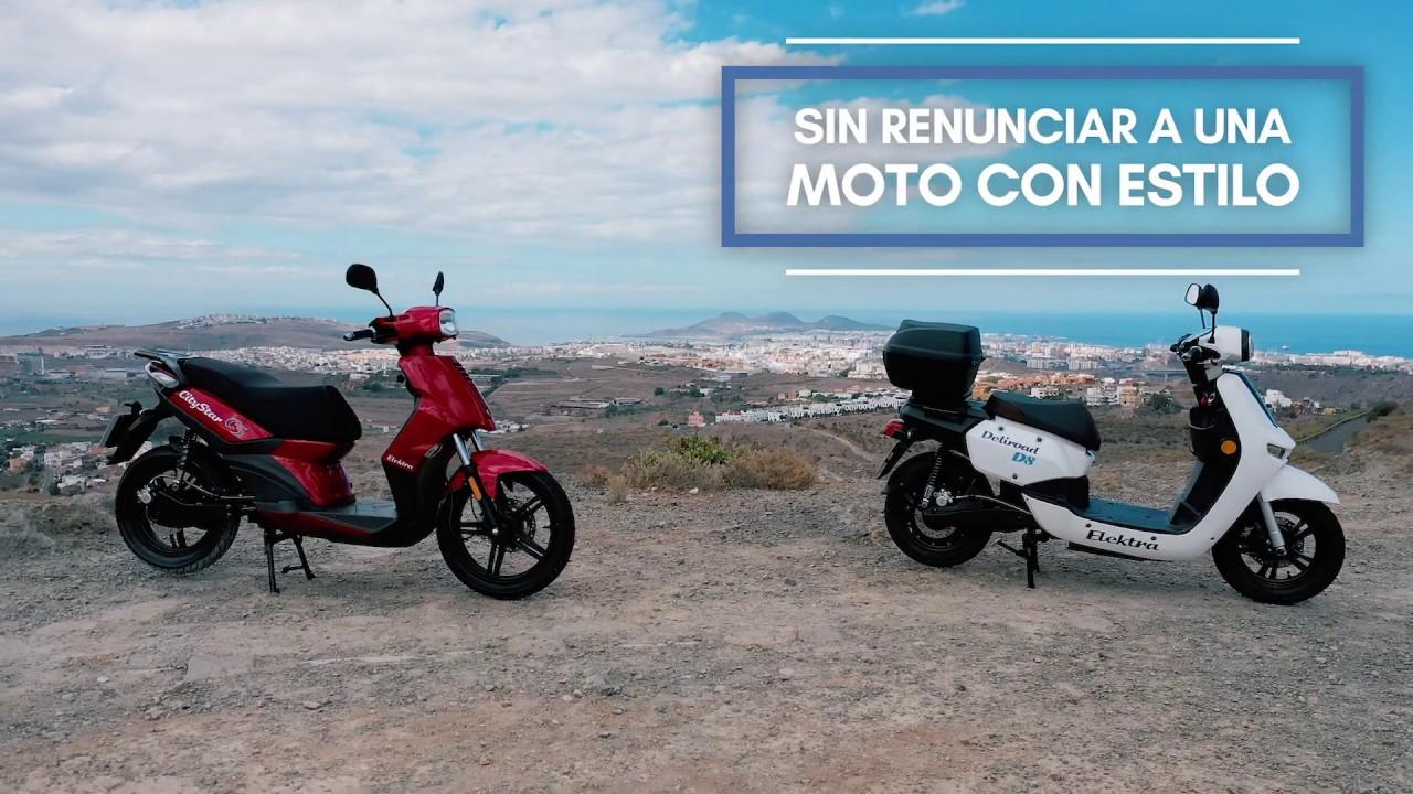 Elektra Bikes las motos eléctricas necesarias para la vida moderna
