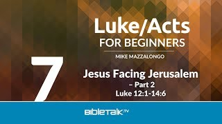 Jesus Facing Jerusalem - Part 2