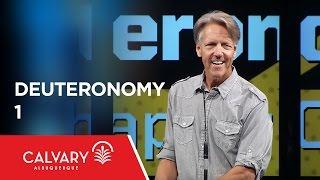 Deuteronomy 1 - Skip Heitzig