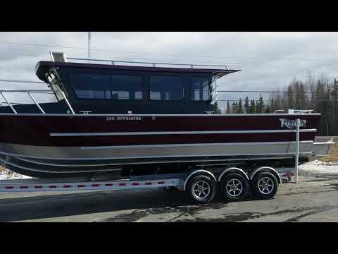 "2020 Raider Boats 29 Offshore""SOLD"" in Soldotna, Alaska - Video 2"
