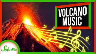 How Volcanoes' Music Could Help Us Predict Them