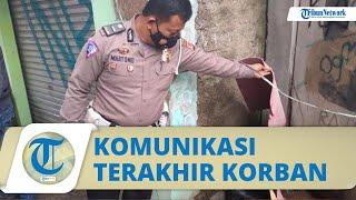 Begini Pesan Terakhir Siswi SMA di Bogor kepada Keluarga sebelum Ditemukan Tewas di Dalam Plastik
