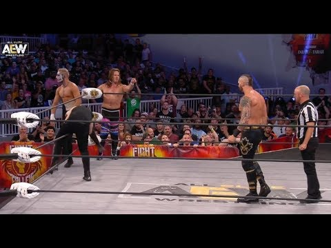 AEW Fight for the FALLEN ! - FULL Show Live - Results & Review