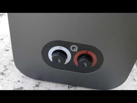 Q Acoustics 3020i loudspeaker