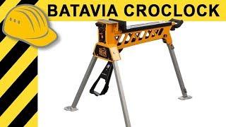 MUST HAVE FÜR DIE WERKSTATT? WERKBANK Batavia CROC LOCK TEST   WERKZEUG NEWS