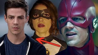 ФЛЭШ...СНОВА МЕДЛЕННЫЙ... [Обзор Промо] / The Flash