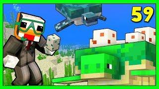 Minecraft Vanilla - UOVA DI TARTARUGA #59
