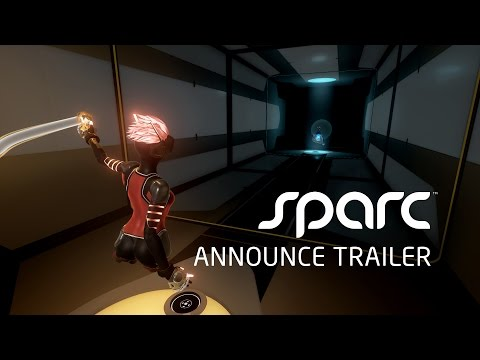 Sparc - Virtual Sport. Real Competition. (Announcement trailer) thumbnail