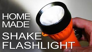 DIY Electromagnetic Flashlight