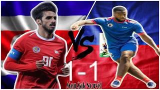 🔴EN DIRECT HAITI VS COSTA RICA 17 NOVEMBRE 2019 {DEXIEME MITAN}