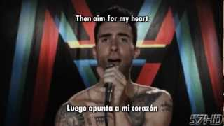 Maroon 5 Ft. Christina Aguilera - Moves Like Jagger HD Video Subtitulado Español English Lyrics