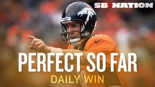 Reviewing the NFL's Undefeated Teams Through Four Weeks - The Daily Win thumbnail