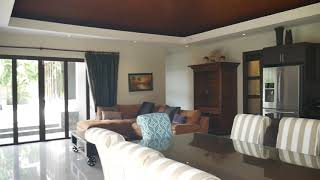 Villa Suksan Phase III | Luxury Modern Thai-Bali Pool Villa for Sale in Rawai