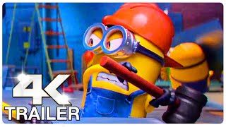 TOP UPCOMING ANIMATED KIDS & FAMILY MOVIES 2021 (Trailers)