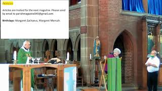 St Andrew's Parish Eucharist – Sunday 20th June 2021
