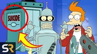 10 Dark Futurama Fan Theories That Change Everything