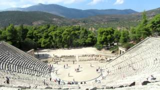 preview picture of video '20120906 Theatre of Epidaurus'