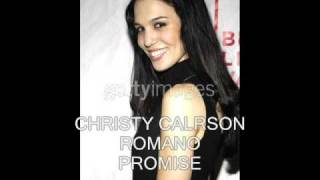 CHRISTY CARLSON ROMANO - PROMISE