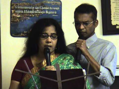 Karunanidhiye Kalvari Anpe Tamil By Robert And Rani Mp3