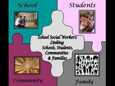 Школьный социальный работник в США: должностные обязанности