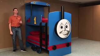 Thomas the Train Bunk