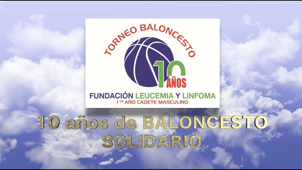 10 años de Torneo Sub15 de la Fundación Leucemia y Linfoma (FLL). Vídeo BasketCantera.TV