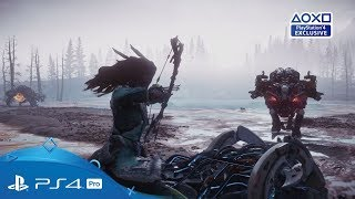 Horizon Zero Dawn: The Frozen Wilds | PGW 2017 Trailer | PS4