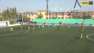«Байконур» - «Кайрат А»: обзор матча