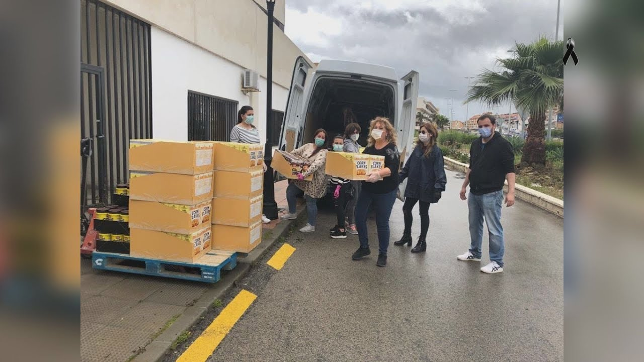 Donaciones al Banco de Alimentos