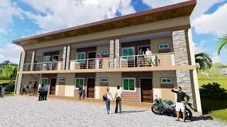 Six-Door Apartment Bldg Proposal