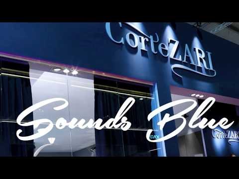 Sounds Blue - 2017 Salone Internazionale del Mobile di Milano - Rho