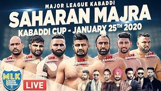 LIVE - Saharan Majra (Malerkotla) Major League Kabaddi Cup 2020